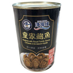 Canned Abalone with Sauce