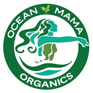 Ocean Mama Organics Logo